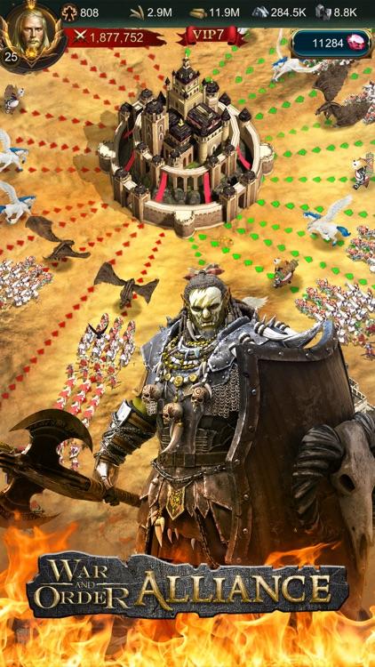 War and Order screenshot-4