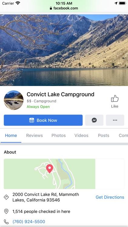 USFS & BLM Campgrounds screenshot-5