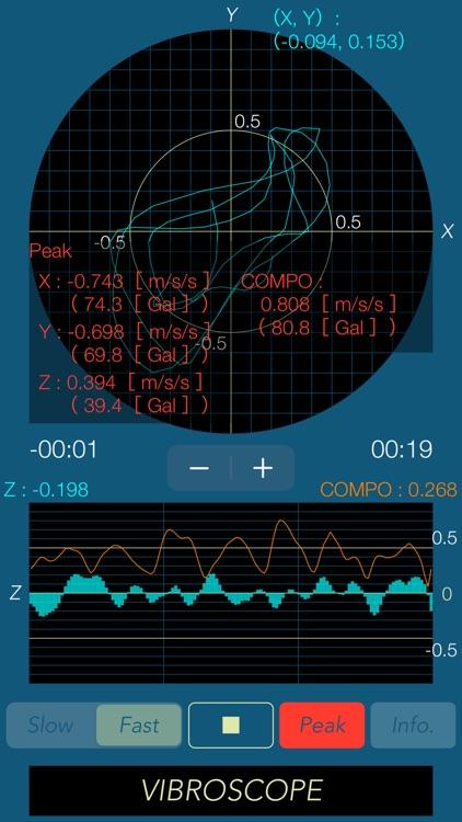 Vibroscope Lite screenshot-0