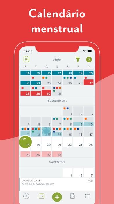 Baixar Clue calendário menstrual para Android