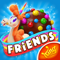 App Icon for Candy Crush Friends Saga App in Tunisia IOS App Store