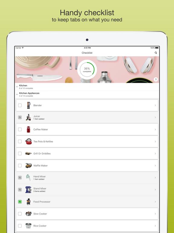Target Registry screenshot 9