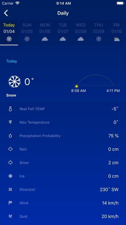 Weather - Accurate Weather App