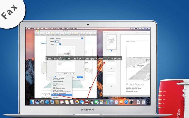 Faxbot Screenshots