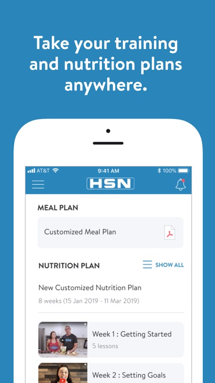 Healthy Steps Nutrition