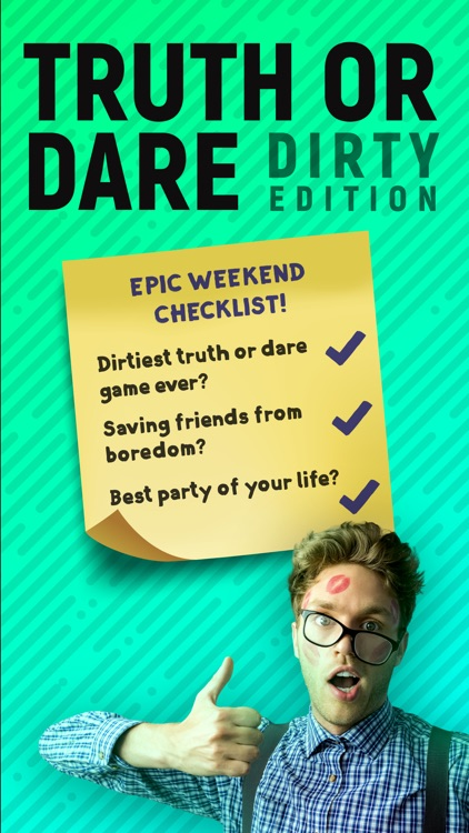 Truth or Dare: Dirty & Party screenshot-4