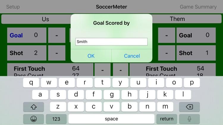 SoccerMeter screenshot-3