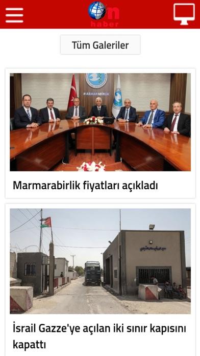 On Medya app image