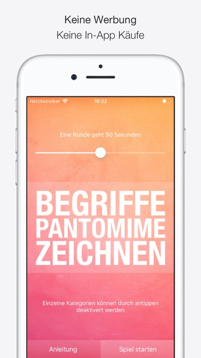 Pantomime · Das Partyspiel Screenshots