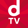株式会社NTTドコモ - dTV/ディーティービー アートワーク
