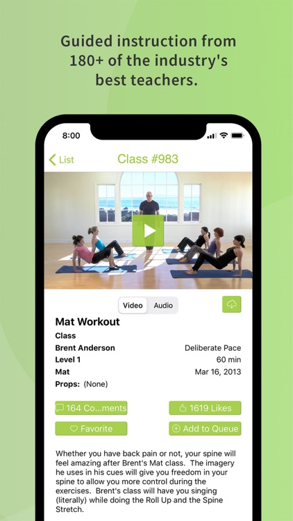 Pilates Anytime screenshot-4