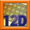 MathU 12D Financial Calculator - iPhoneアプリ