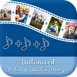 Unlimited Video & Audio Merger