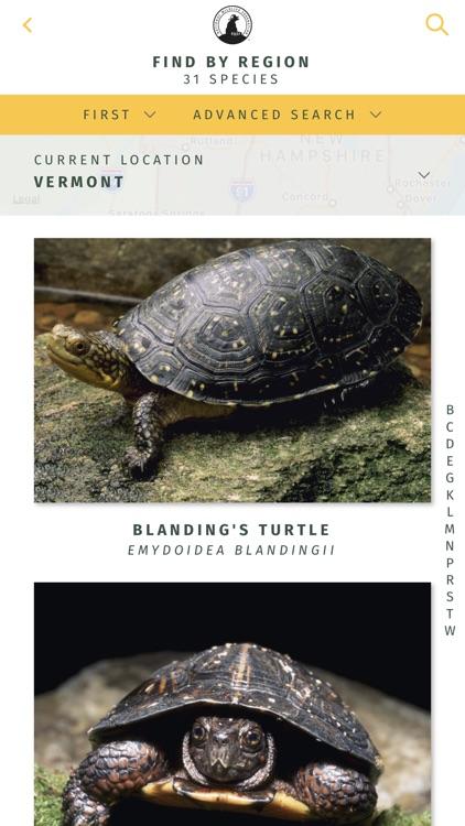 NWF Guide to Reptiles screenshot-3