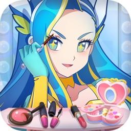 巴啦啦小魔仙幻彩美妆—小公主可爱蜕变