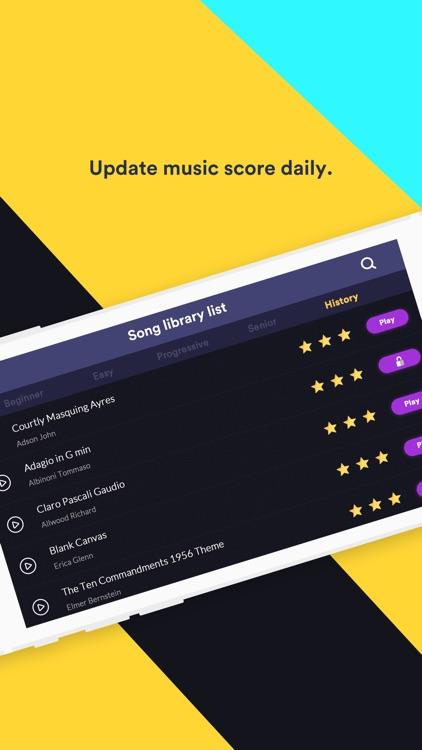 Piano keyboard pro & games app screenshot-9
