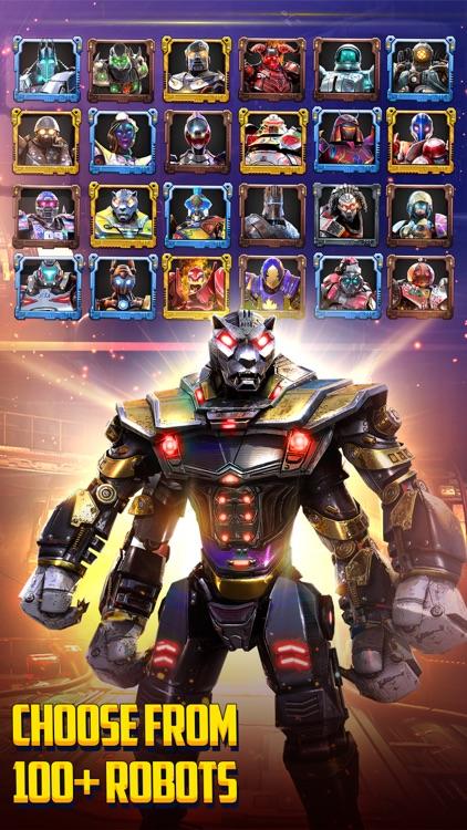 World Robot Boxing 2 screenshot-0