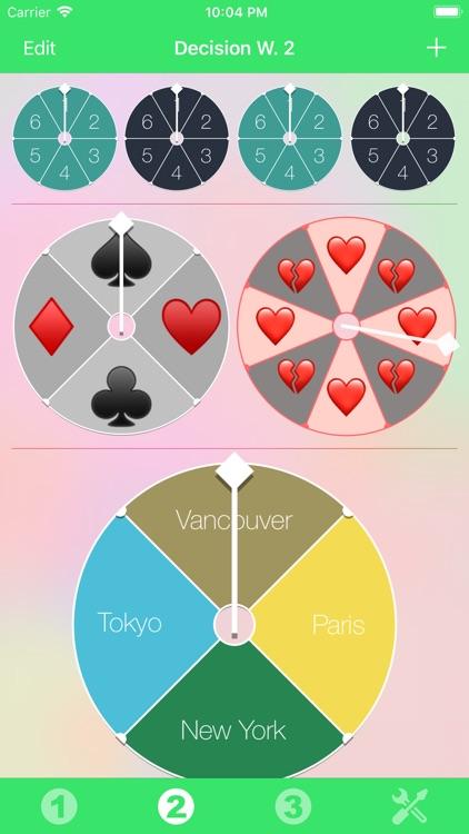 Decision Widget screenshot-5