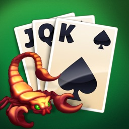 Scorpion - Solitaire Card Game