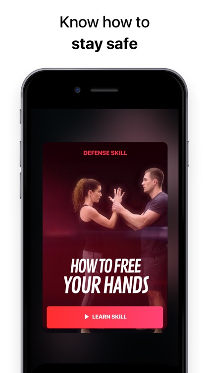 Mighty - Self Defense Fitness screenshot-3