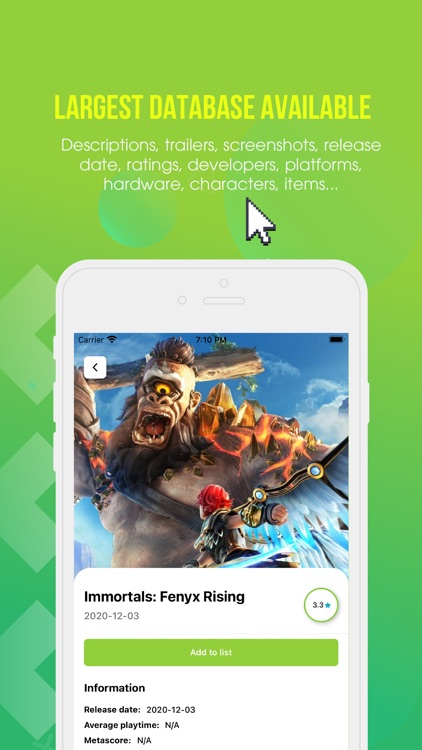 HappyMod : Games Tracker screenshot-4