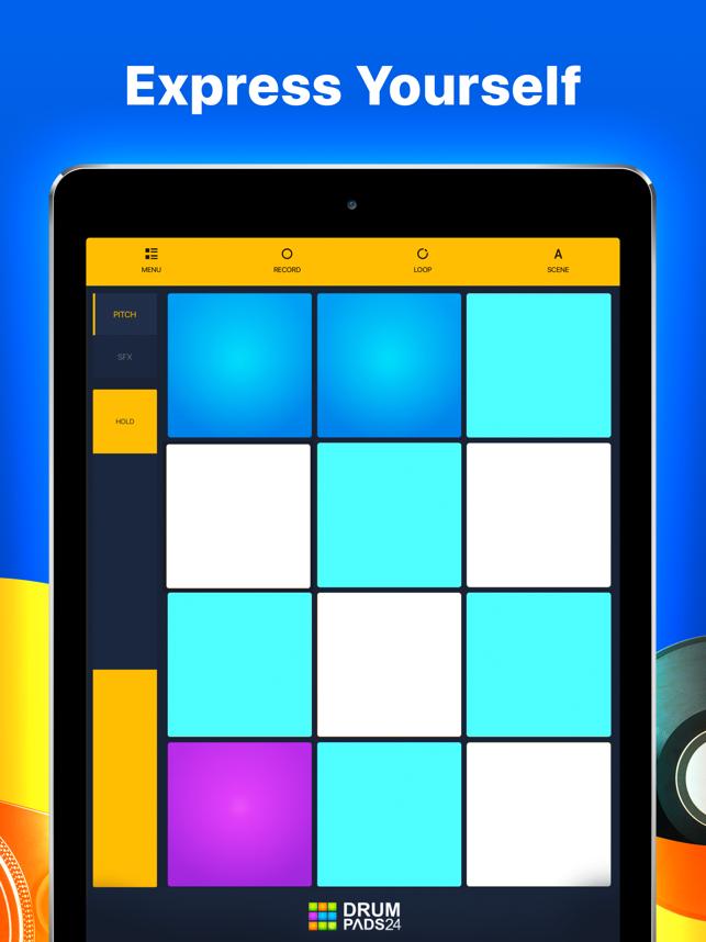Caja De Ritmos: Drum Pads 24 Screenshot
