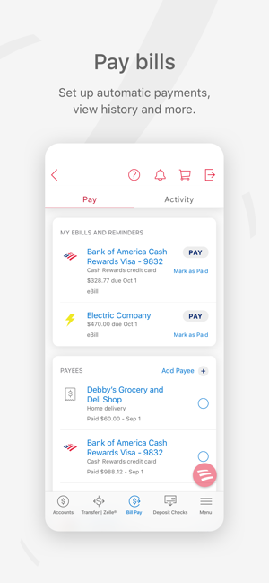 Bank of America Mobile Banking on the App Store