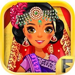 Indian Wedding Makeover & Spa
