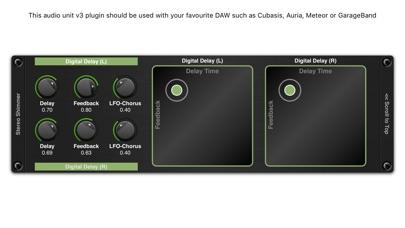 Shimmer AUv3 Audio Plugin screenshot 2