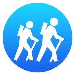 Ícone do app i Hike GPS : Topo Maps