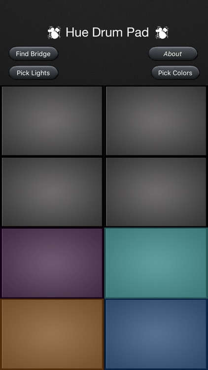 Hue Drum Pad screenshot-2