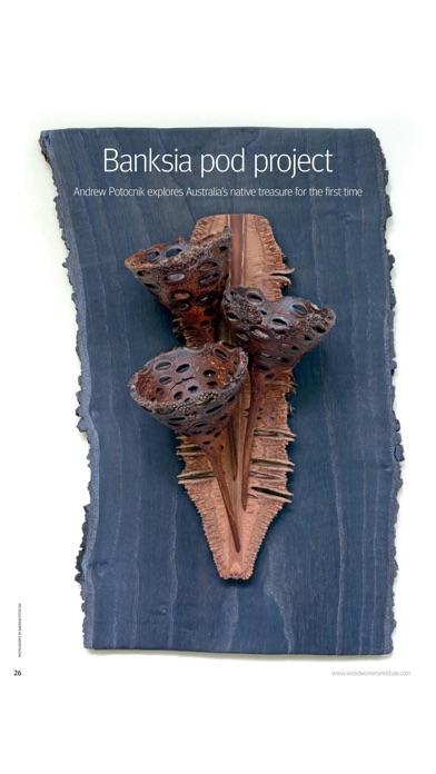 Woodturning Magazineのおすすめ画像4