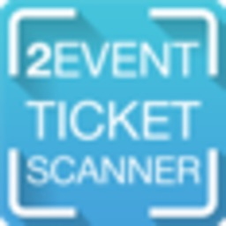 Ticket scanner for 2event.com