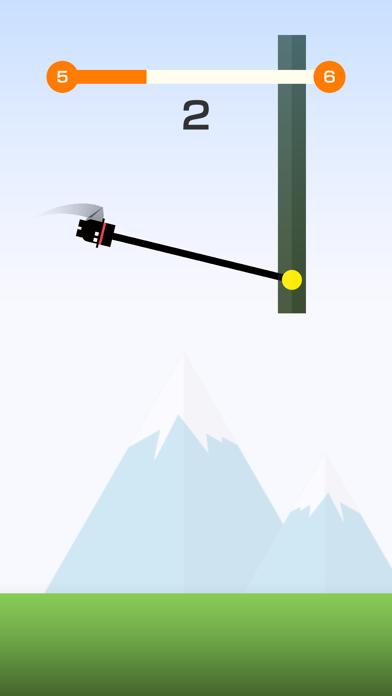 Sling and Jump Screenshot