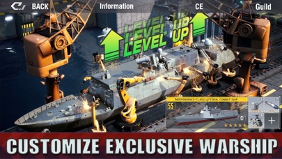 Battle Warship: Naval Empire for windows pc