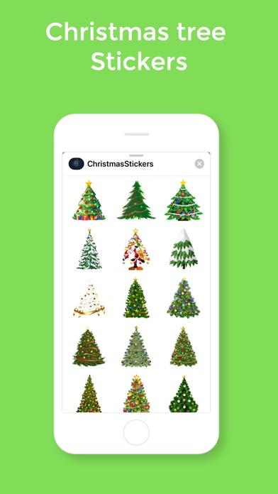 Screenshot for Famous ChristmasSticker in Viet Nam App Store