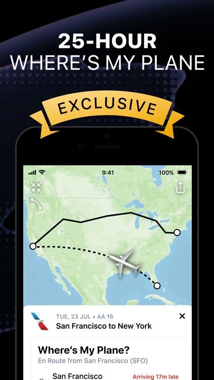 Flighty - Live Flight Tracker screenshot-3