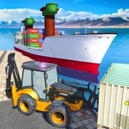 Cruise Seaport Simulation