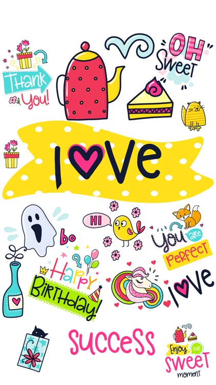 Stickers2Love