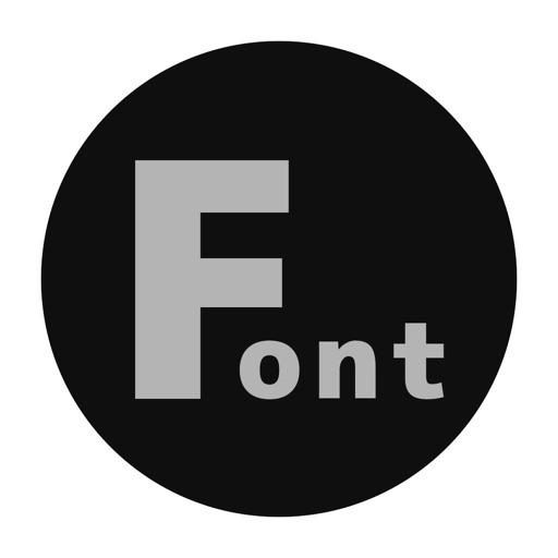 FontInstall.app 日本語フォントインストール