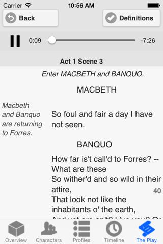 Macbeth Full Audio - náhled