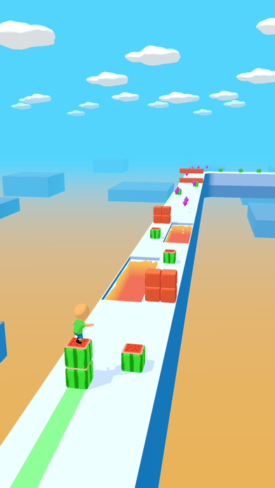 download Cube Surfer! for PC