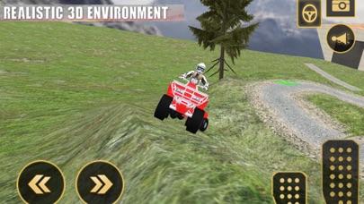 Quad Bike OffRoad Adventure screenshot #1