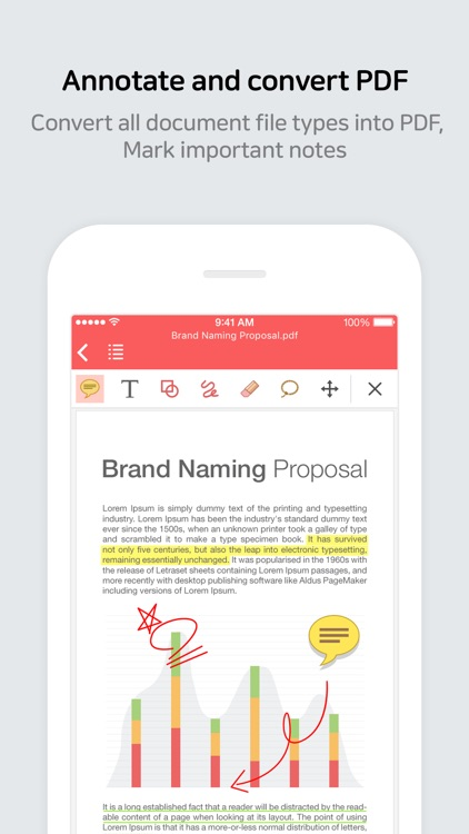 Polaris Office Mobile screenshot-3