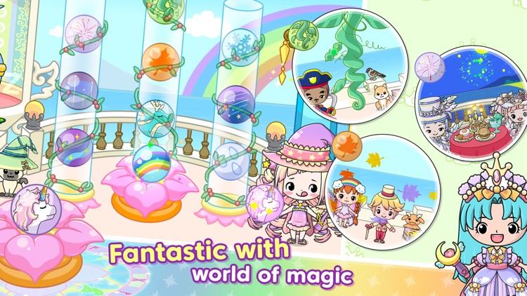 Jibi Land : Princess Castle screenshot-4