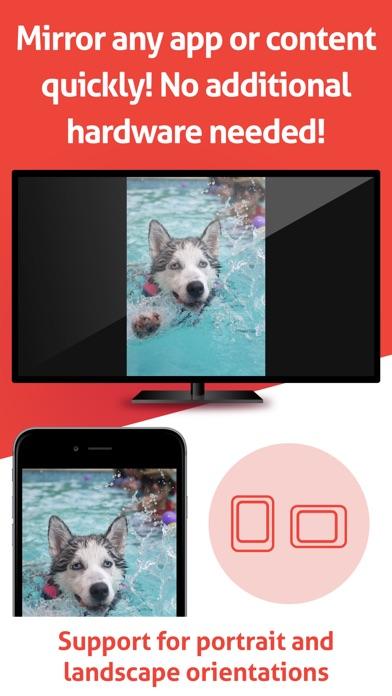 Pro Mirror for LG TV app image