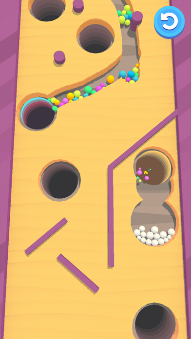 Sand Balls - Digger Puzzle  wiki review and how to guide