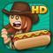 App Icon for Papa's Hot Doggeria HD App in Brazil IOS App Store