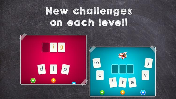 LetterSchool - Spelling Words! screenshot-3