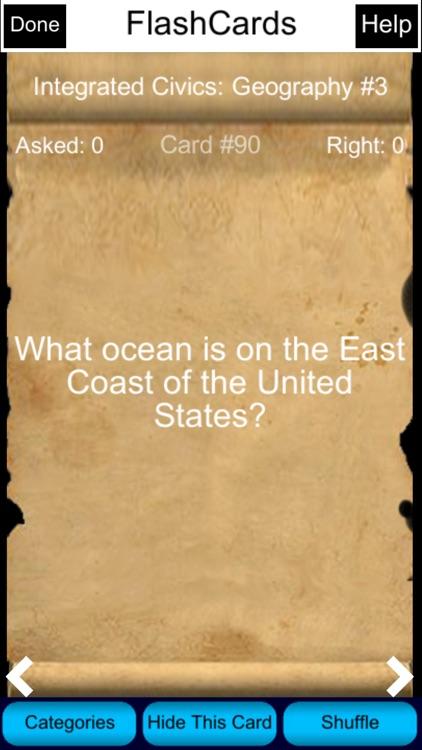 USA Citizenship Test 2021 screenshot-3